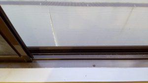 ガラスサッシのハウスクリーニングを川崎市高津区枡形にて【清掃事例1510】
