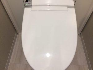 トイレのハウスクリーニングを川崎市高津区上作延にて【清掃事例1494】