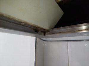 レンジフードのハウスクリーニングを川崎市麻生区金程にて【清掃事例1530】