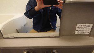 お風呂(浴室)のハウスクリーニングを川崎市麻生区片平にて【清掃事例1529】