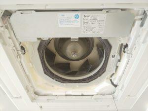 エアコンのハウスクリーニングを川崎市麻生区多摩美にて【清掃事例1566】