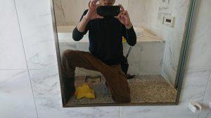 浴室のハウスクリーニングを川崎市中原区今井南町にて【清掃事例1569】