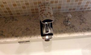 洗面台ハウスクリーニングを川崎市幸区堀川町にて【清掃事例1536】