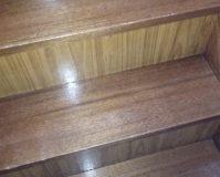 建具(階段)のハウスクリーニングを川崎市幸区南加瀬にて【清掃事例1553】