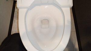 トイレのハウスクリーニングを川崎市川崎区小田にて【清掃事例1558】