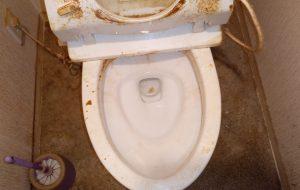 トイレのハウスクリーニングを川崎市麻生区栗木にて【清掃事例1567】