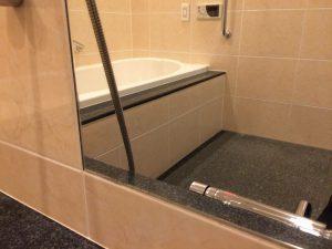 お風呂(浴室)のハウスクリーニングを川崎市中原区木月住吉町にて【清掃事例1540】