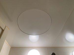 お風呂(浴室)ハウスクリーニングを川崎市幸区古川町にて【清掃事例1565】