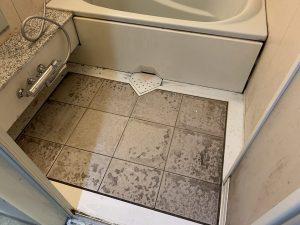 お風呂(浴室)のハウスクリーニングを川崎市中原区井田杉山町にて【清掃事例1538】