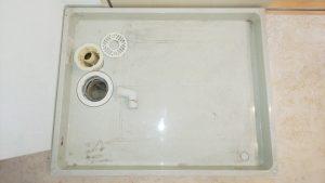 洗濯パンのハウスクリーニングを川崎市潮見台にて【清掃事例1597】