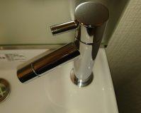 トイレ(手洗い)のハウスクリーニングを川崎市田辺新田にて【清掃事例1598】