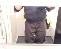 お風呂(浴室)のハウスクリーニングを川崎市麻生区栗平にて【清掃事例1592】