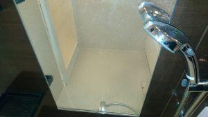 お風呂(浴室)のハウスクリーニングを川崎市川崎区伊勢町にて【清掃事例1589】