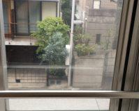 サッシのハウスクリーニングを川崎市川崎区伊勢町にて【清掃事例1594】