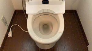 トイレのハウスクリーニングを横浜市港北区大倉山にて【清掃事例1634】