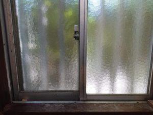 ガラスサッシのハウスクリーニングを川崎市中原区今井西町にて【清掃事例1616】