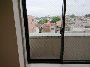 ガラスサッシのハウスクリーニングを川崎市麻生区栗平にて【清掃事例1614】