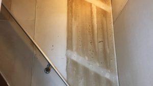 建具(壁)のハウスクリーニングを川崎市川崎区江川にて【清掃事例1622】