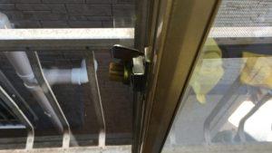 ガラスサッシのハウスクリーニングを横浜市青葉区青葉台にて【清掃事例1613】
