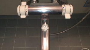 お風呂(浴室)のハウスクリーニングを川崎市川崎区扇町にて【清掃事例1618】